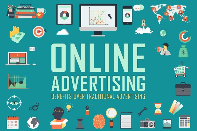 Online Advertising Benefits Over Traditional Advertising