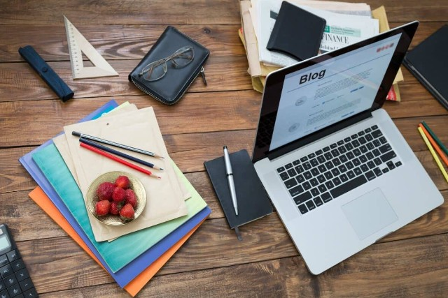 Benefit from Business Blogging