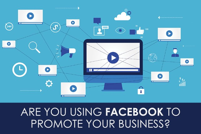 Are you using Facebook to promote your business?